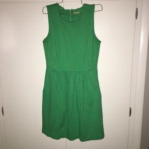 J. Crew Dress - Green